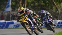 Yamaha Cup Race di Pontianak menjadi penentu perebutan tiket ke final (dok: Yamaha)