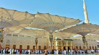 Masjid sebagai tempat beribadah umat islam (sumber: Pixabay)