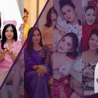 Bikin Melongo, 6 arisan artis ini mewahnya minta ampun.
