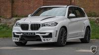 Modifikasi BMW X5 (Foto: A.R.T.).