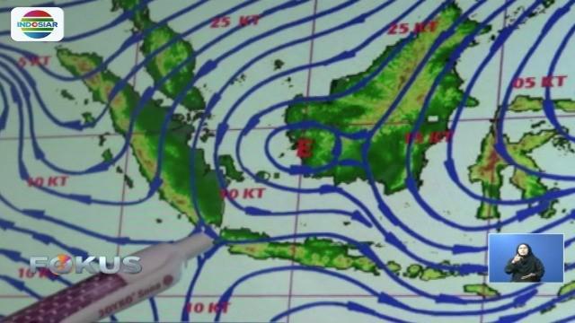 BMKG Bandung mengatakan, puncak musim hujan akan berlangsung pada Maret mendatang.