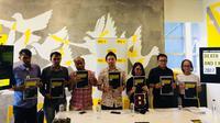Amnesty International Indonesia meminta pemerintah menghapus hukuman mati. (Merdeka.com/Titin Supriatin)