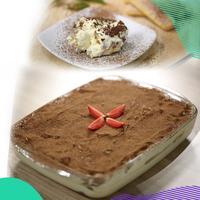 Fimela Food: Resep Buka Puasa Classic Tiramisu