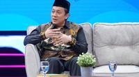 Ketua Umum Partai Keadilan dan Persatuan Indonesia (PKPI) Diaz Hendropriyono. (Liputan6.com/Putu Merta Surya Putra)