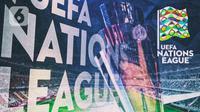 ilustrasi logo UEFA Nations League (Liputan6.com/Abdillah)