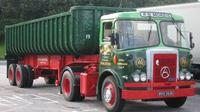 Ilutrasi Truk Panjang atau Lorry. (Source: Pinterest)