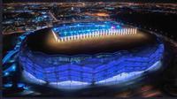 Education City Stadium yang akan digunakan pada Piala Dunia 2022 (Twitter)