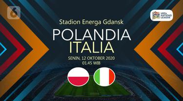 PREDIKSI Polandia vs Italia