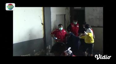Polisi berhasil menemukan beberapa bagian tubuh dari jasad wanita korban mutilasi di area parkir kawasan Pasar Besar Matahari, Kota Malang.