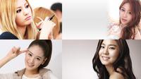 Beberapa idola KPop rupanya melakukan perubahan dramatis dengan penampilannya, mulai dari culun hingga menakjubkan. Siapa saja mereka?