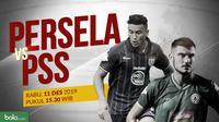 Shopee Liga 1 2019: Persela Lamongan vs PSS Sleman. (Bola.com/Dody Iryawan)