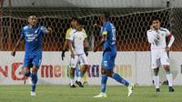 Wander Luiz - Pemain asal Brasil ini merupakan tipikal striker yang tajam di kotak penalti. Sejauh ini Luiz sudah mencetak 2 gol. (Bola.com/M Iqbal Ichsan)