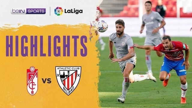 Berita Video Highlights Liga Spanyol, Granada Kalahkan Athletic Bilbao Dalam Laga Perdana