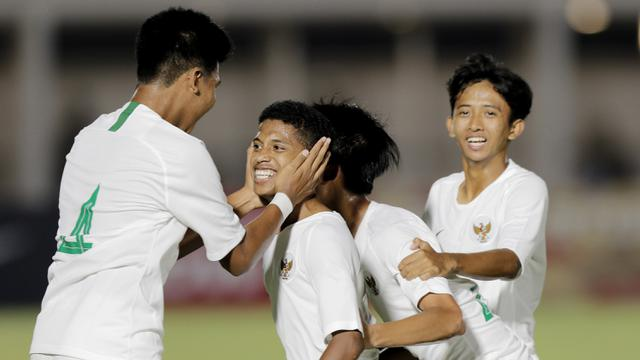 Timnas Indonesia U-16 Vs Filipina