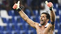 Kiper - Gianluigi Buffon (Italia) - Juventus. (AFP/Vincenzo Pinto)