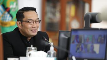Kang Emil Klaim Jabar Sudah Bebas Zona Oranye, Benarkah ?
