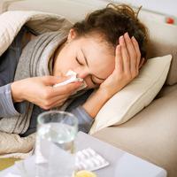Benarkah Flu Bisa Sebabkan Serangan Jantung? (Subbotina Anna/shutterstock)