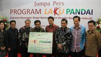 Program Laku Pandai memiliki produk tabungan dengan karakteristik Basic Saving Account (BSA) tanpa memiliki batas minimal saldo.