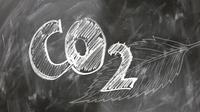 Ilustrasi Karbon Dioksida (CO2) Kredit: Gerd Altmann via Pixabay