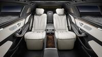 Kabin Mercedes-Benz S600 Pullman Guard (businessinsider)