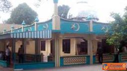 Citizen6, Medan: Masjid Al-Ikhlas di Medan Sumatra Utara. (Pengirim:Afrian Effendi Lubis)