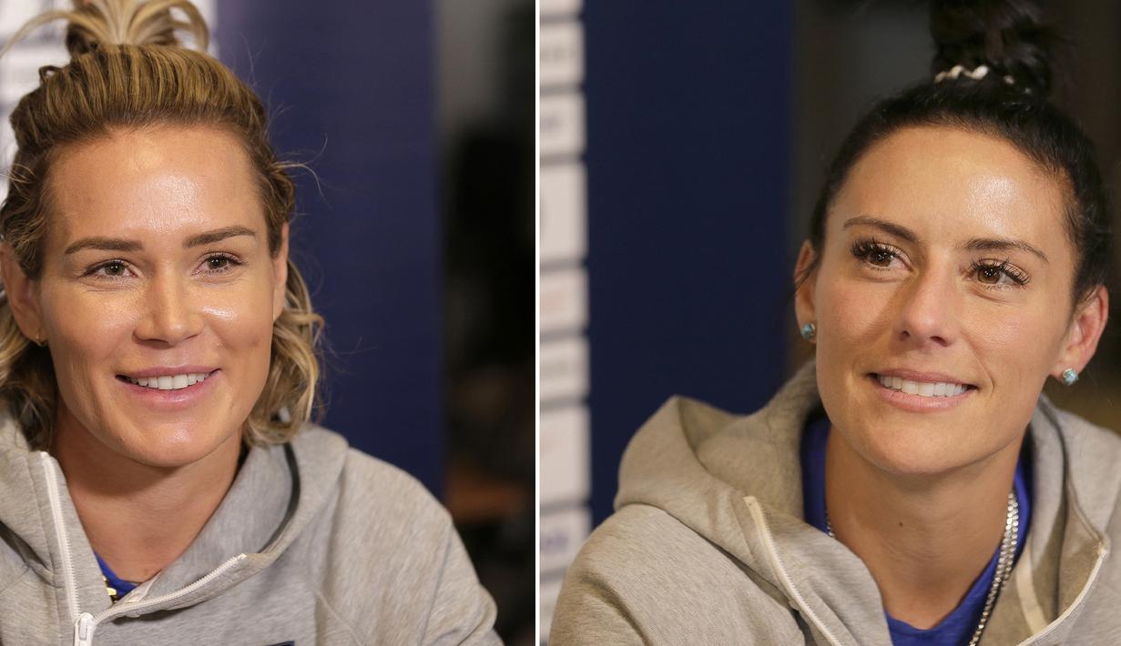 Ali Krieger dan Ashlyn Harris, pesepak bola asal Amerika Serikat di Piala Dunia Wanita 2019 yang merupakan pasangan sesama jenis mengumumkan akan melangsungkan pernikahan mereka pada Desember 2019 nanti.