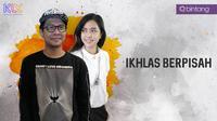 Keikhlasan hati Delon digugat cerai Yeslin Wang. (Foto: Deki Prayoga/Adrian Putra/Bintang.com Desain: Muhammad Iqbal Nurfajri/Bintang.com)