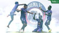 Arema FC (Bola.com/Adreanus Titus)