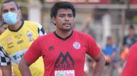 Nur'alim pernah berstatus palang pintu andalan Persija Jakarta. (Bola.com/Vincentius Atmaja)