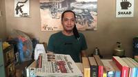 Haryanto, salah satu warga Manado yang batal berangkat menunaikan ibadah haji tahun 2020 ini.