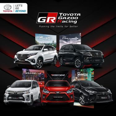 Bongkar 5 Model Baru TOYOTA GAZOO Racing, Pilihan Lebih untuk Penggemar Mobil Sporty