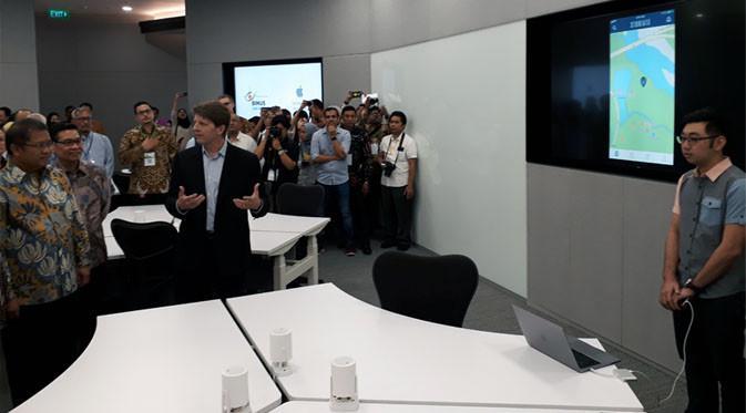 Suasana di Apple Developer Academy. Liputan6.com/ Pramita Tristiawati