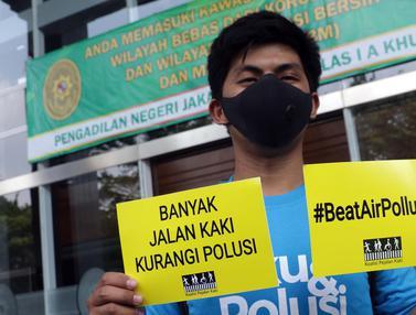 Kualitas Udara Buruk, Aktivis Ajukan Gugatan Warga Negara Terhadap Pemerintah
