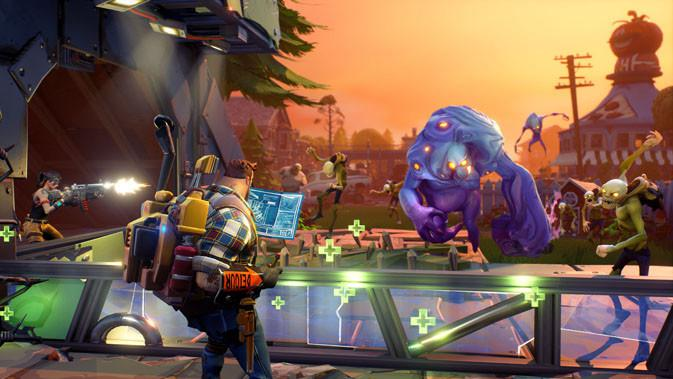 Epic Games Dituduh Sontek Gim PlayerUnknown's Battlegrounds.
