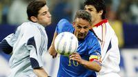 5. Roberto Baggio. (AFP/Paolo Cocco)