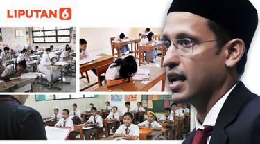 Banner Infografis Ujian Nasional Dihapus Mulai 2021. (Liputan6.com/Abdillah)