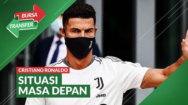 Berita video Bursa Transfer kali ini membahas situasi masa depan Cristiano Ronaldo, yang dikabarkan diinginkan PSG, Manchester City, dan Real Madrid.