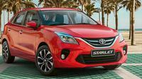 Toyota Starlet di Afrika (toyota.co.za)