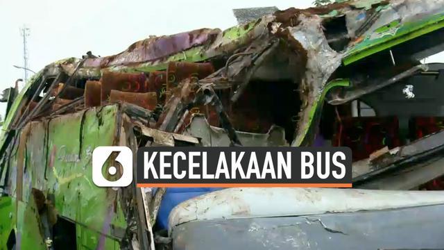 TV Kecelakaan Bus