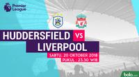 Jadwal Premier League 2018-2019 pekan ke-9, Huddersfield Town vs Liverpool. (Bola.com/Dody Iryawan)