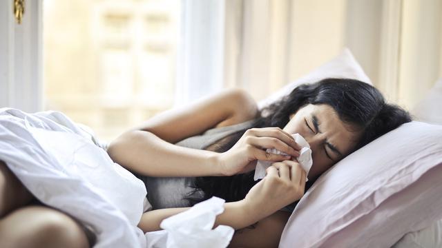 Mengalami Flu dan Pilek