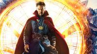 Benedict Cumberbatch dalam Doctor Strange. (Heroichollywood.com / Marvel / Disney)