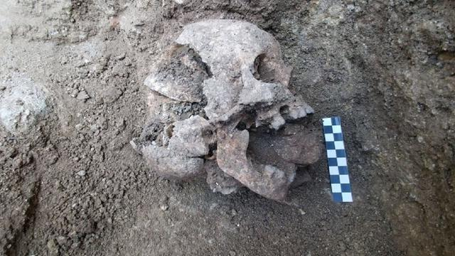 Makam Bocah Abad ke-5