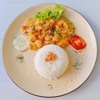 ilustrasi Resep Ayam Saus Telur Asin/Photo by Baiq Daling on Unsplash