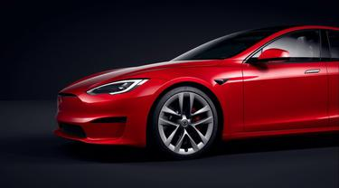 Tesla Model S Plaid. (tesla.com)