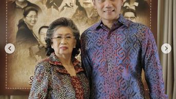 AHY Kenang Sosok Sang Nenek Sebagai Pamong Jagad di Keluarga Besar Yudhoyono