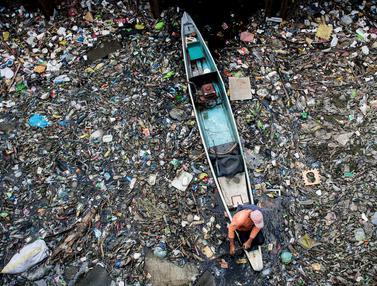 20170318-Marilao, Salah Satu Sungai Paling Terkotor di Dunia-AFP