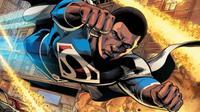 Superman versi Val-Zod. (DC Comics)