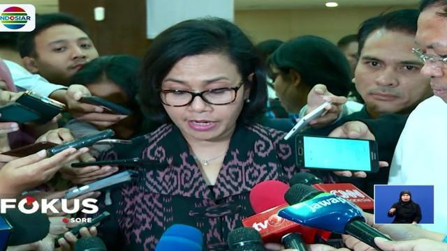 Menurut Menteri Keuangan Sri Mulyani jumlah wajib pajak yang lapor terus meningkat.