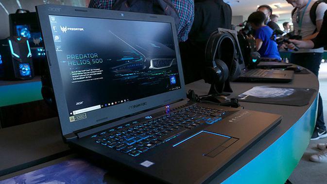 Acer Predator Helios 500. (Foto: Trusted Reviews)
